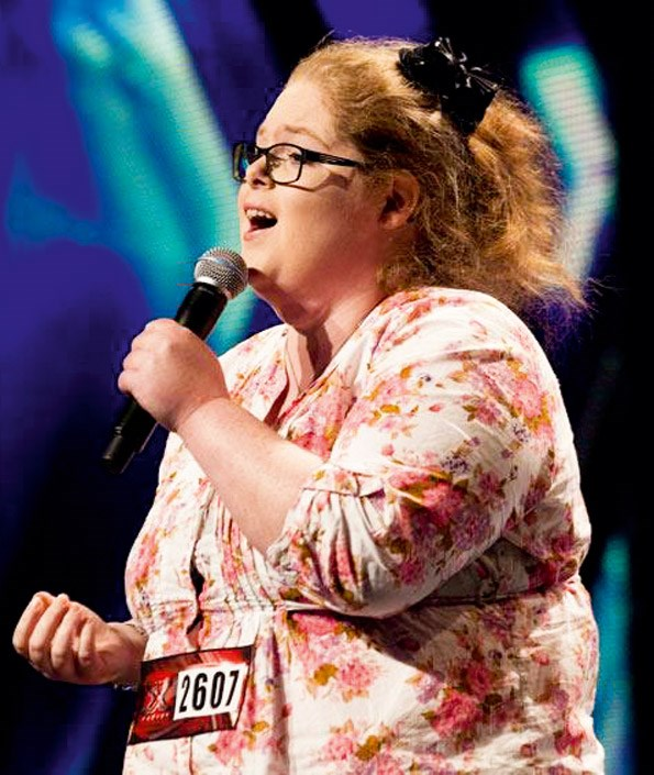Renee Maurice has been billed as New Zealand's own Susan Boyle.