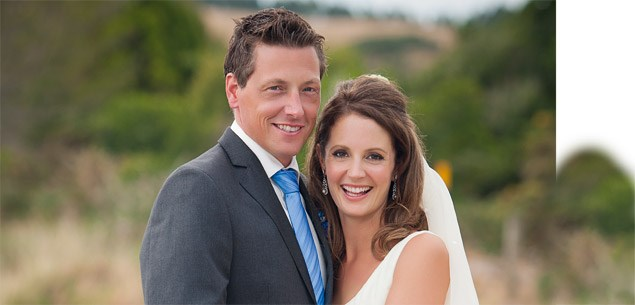 Julia & Andrew: Take the wedding cake