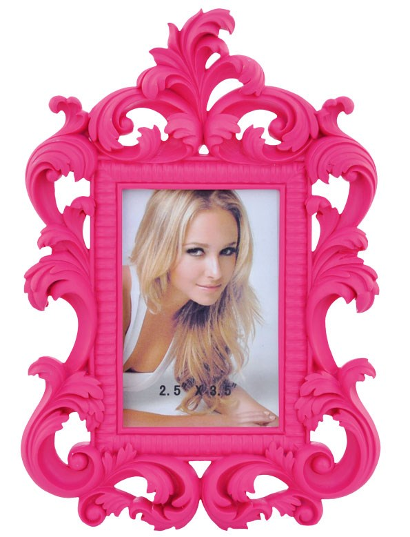 Honour a loved one by displaying their portrait in this punchy frame.  It's just $19.95 from Parnell Agencies Ltd.