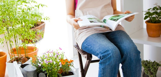 books on gardening