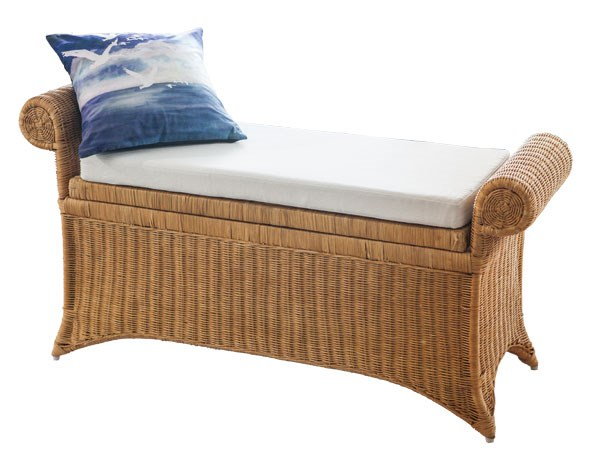 bedroom ottoman $249 from Ezibuy