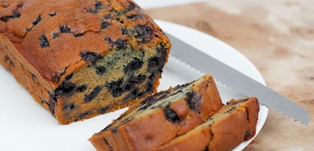 Retro recipe: Blueberry bread