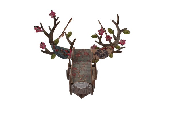 paper deer head $69.90 from Chambers