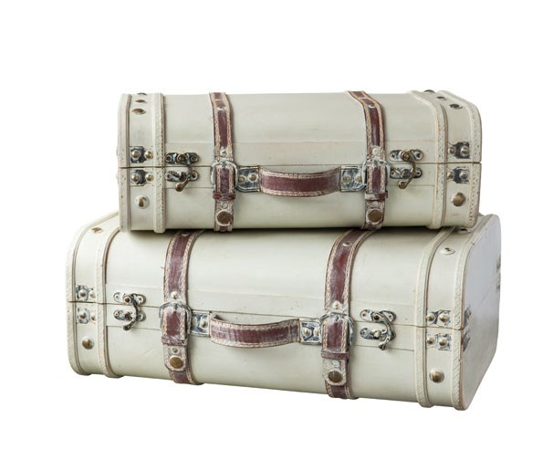 Bussel Trunk set $129.99 from EZIBUY