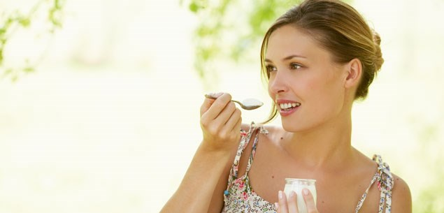 Probiotic yoghurt for good health
