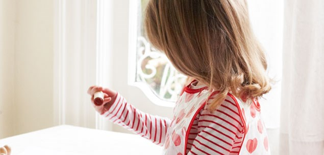 Sewing: Kids apron