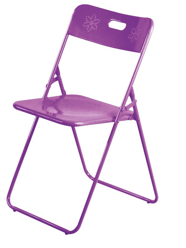 Solano Metal Folding Chair $19.99 from THE WAREHOUSE