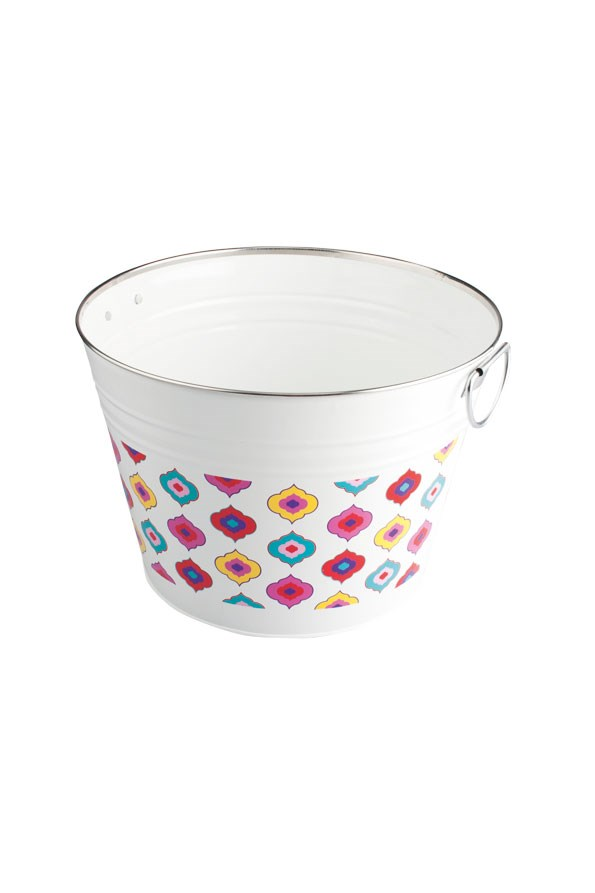 Metal Bucket $49.90 from Chambers
