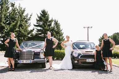 Wedding of the week: Jen and Jeff Dahlberg