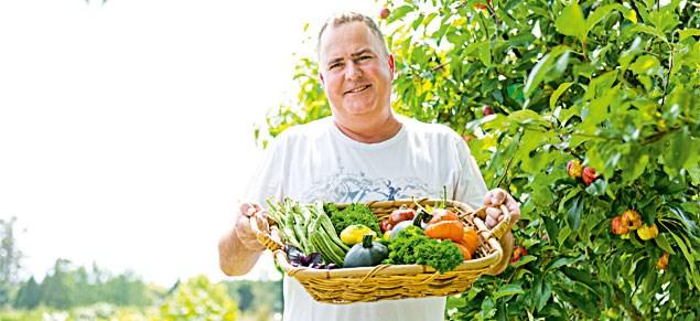 Simon Gault: Transform your homegrown crop into magic meals