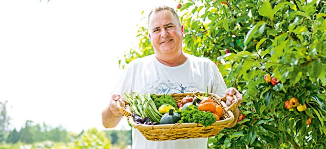 Simon Gault: Transform your homegrown crop into magic meals