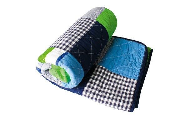 Henry Cot Quilt $99 from CHAMBERS