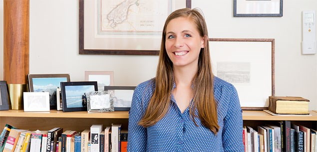 Eleanor Catton, Author of The Luminaries