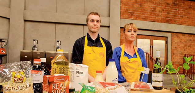 MasterChef's Jonathan and Donna-Marie