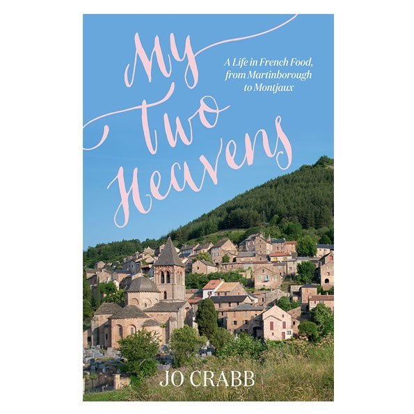 """Escape to southern France (for a few hours) with restaurateur and chef Jo Crabb's stunning memoir, """"My Two Heavens"""" (Random House, $39.99), of her life in Martinborough, New Zealand, and Montjaux, France. Available from all good bookstores."""