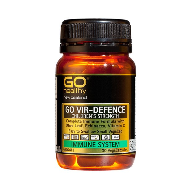 If you have already got a cold, then support your recovery with Go Healthy GO Vir-Defence 30 capsules, $28.90. With olive leaf extract, Echinacea, vitamin C and low odour garlic on the ingredient list, you will be feeling better in no time.