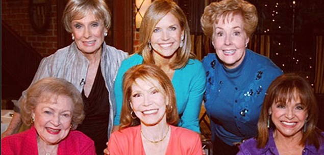 Mary Tyler Moore Cast