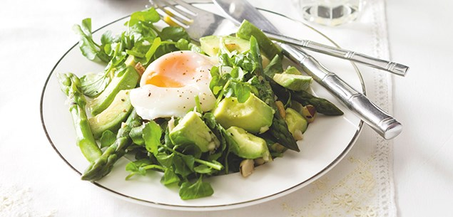 Unsaturated Fat Avocado Salad