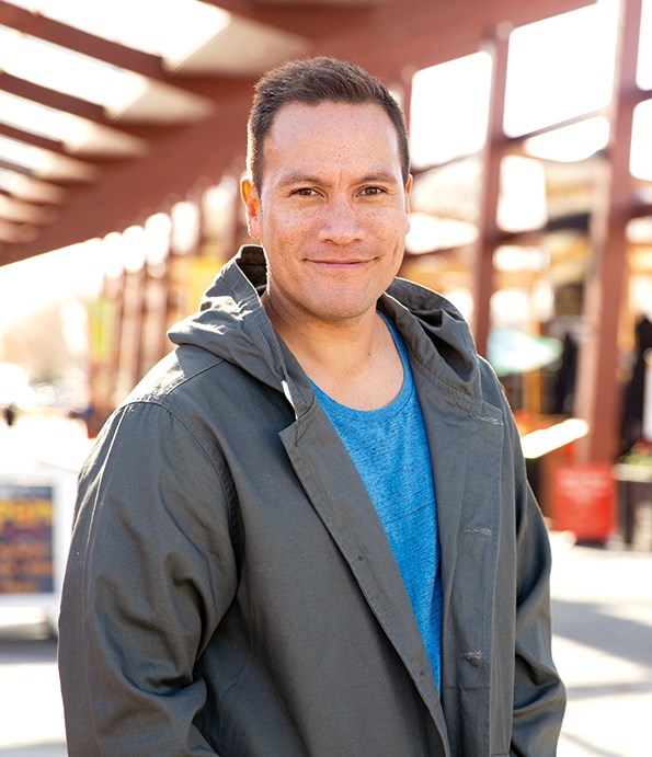 For now, starting his own family with Tim is on hold, as Tamati focuses on his new career.