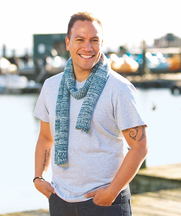 "Tamati is Labour's candidate for Rotorua - the place he calls ""100% home""."