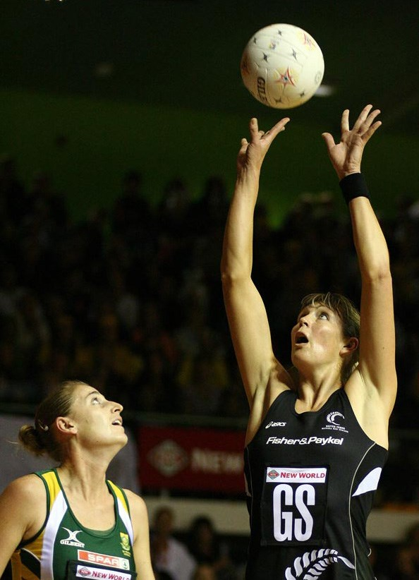 Irene says the reality of her decision to retire from the Silver Ferns is still hitting home.