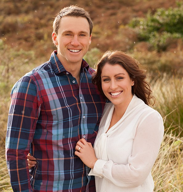 The Otago couple have been together almost 13 years.