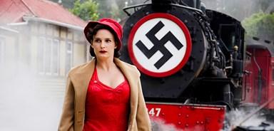 Actress Rachael Blampied on playing a Kiwi war hero