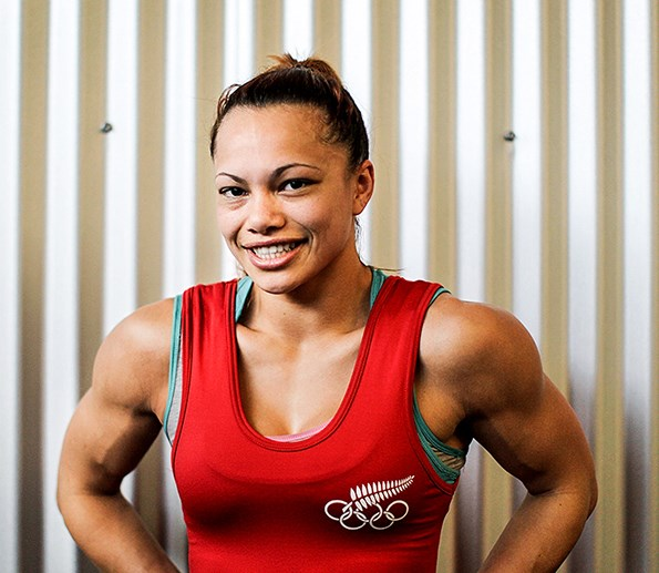 Tayla Ford will represent New Zealand in wrestling.