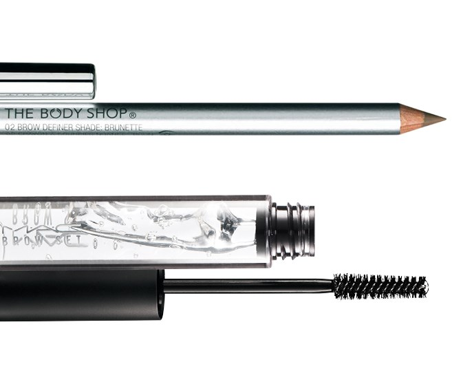 The best thing my mother taught me about beauty was... Not from my mother but one of our amazing LGFB tutors, Leigh – never leave the house without your eyebrows! Try this The Body Shop Brow Definer, $20, and MAC Brow Set in clear $36.