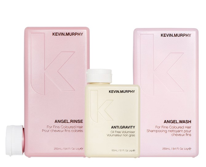 My haircare secret is...  A regular cut with Matt at Servilles, Ponsonby. The service is fantastic and I always feel well-groomed afterwards. At home, I use Kevin Murphy Angel Wash and Rinse daily. Kevin Murphy products smell gorgeous and the Anti-Gravity Spray  is a godsend for my fine hair.