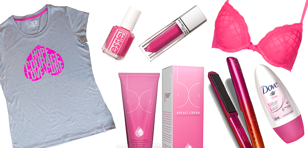 breast-cancer-pink-products