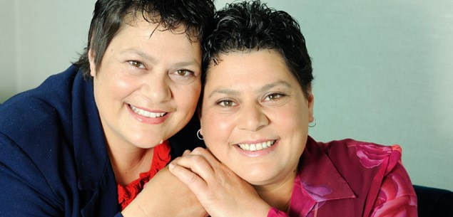 A twin blessing - Arna and Luana