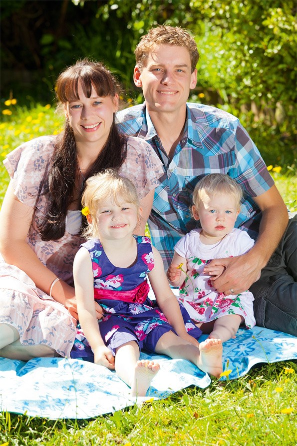 Now safely back at home, Juliane and Alastair cherish every moment together, and say the whole experience has made them see life differently.