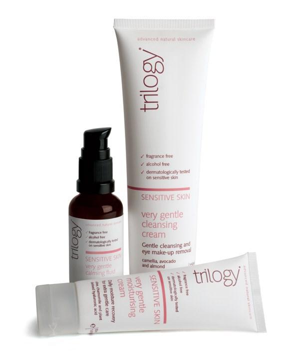 Product Review: Trilogy Sensitive Skin Range