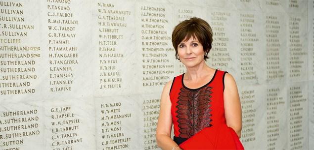 Judy Bailey remembers