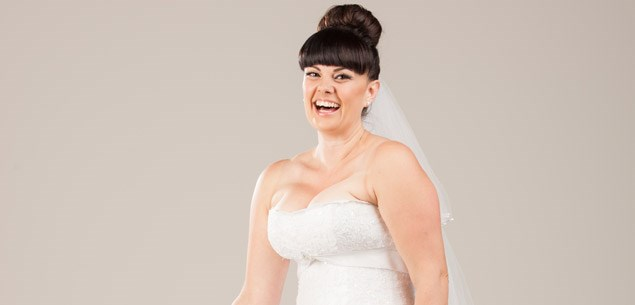 Here comes the bride: Tami Neilson (35)