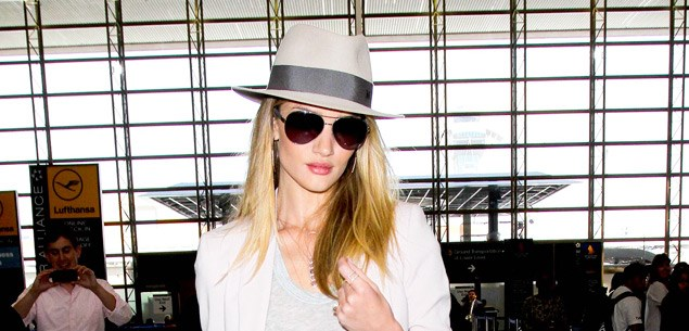 Get the look: Rosie Huntington