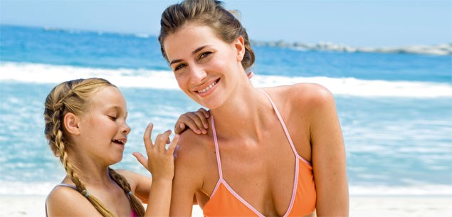 Sun care tips for your family
