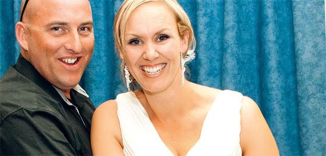 Wedding bombshell: You're marrying me today!