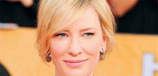 Cate Blanchett, red carpet.