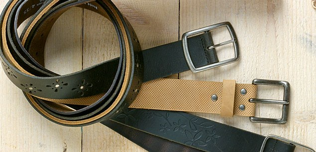 Top 8: Must-have belts