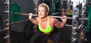 Your stories: Meet powerlifter Cherry Wilson
