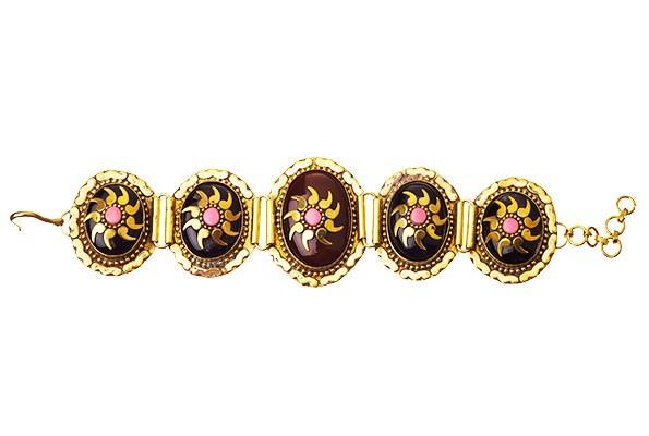 Bracelet $45 from JetsetBohemian.