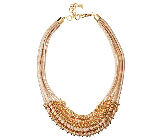 Necklace $29.99 from Diva.