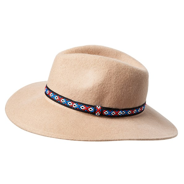 Glassons hat, $29.95. Call 0800 GLASSONS.