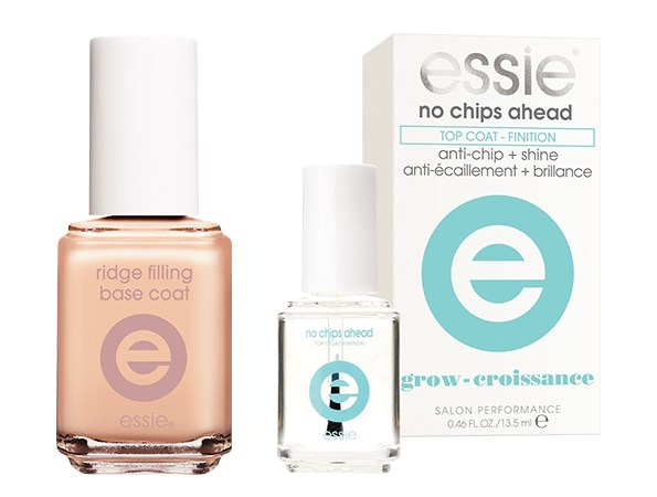 Pamper yourself with an at-home manicure.
