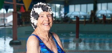 Weekly People: Age is no barrier for this golden oldie