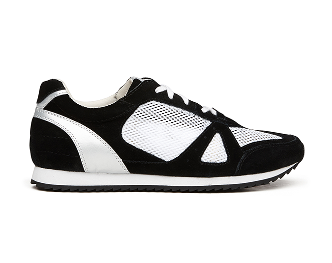Witchery Lottie Mesh Trainer, $149.90. See, witchery.com.au