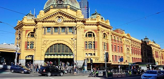Melbourne weekend