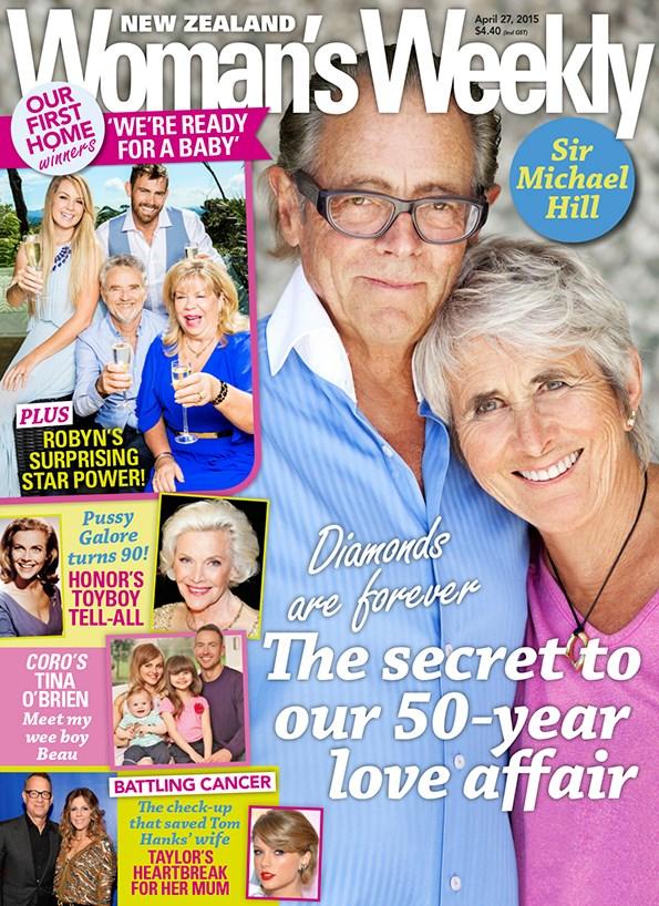 Sir Michael Hill's 50-year love affair
